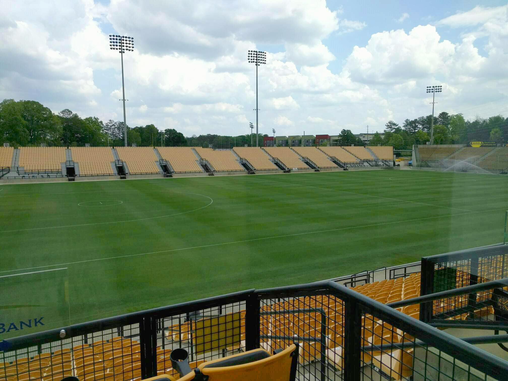 Fifth Third Bank Stadium Section Super Suite