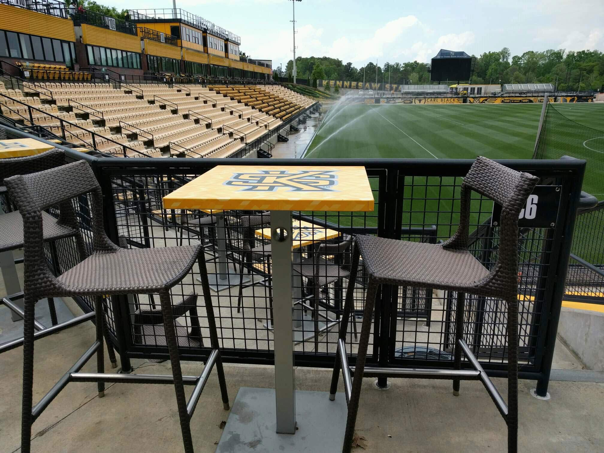 Fifth Third Bank Stadium Section c6