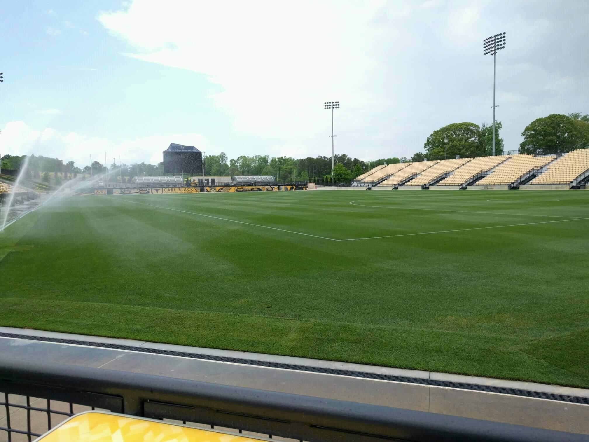 Fifth Third Bank Stadium Section fb2