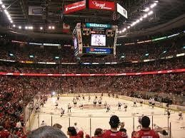 Canadian Tire Centre Section 112 Row 14 Seat 5