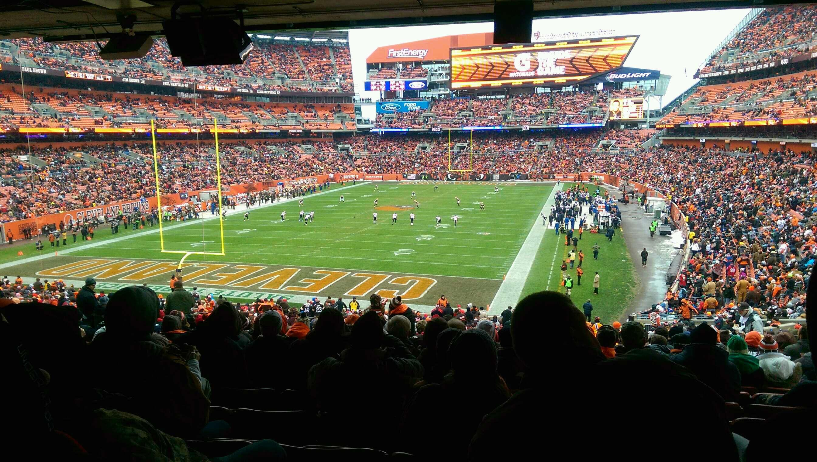 FirstEnergy Stadium Section 149 Row 38 Seat 17