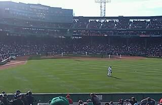 Fenway Park Section Bleacher 43 Row 19