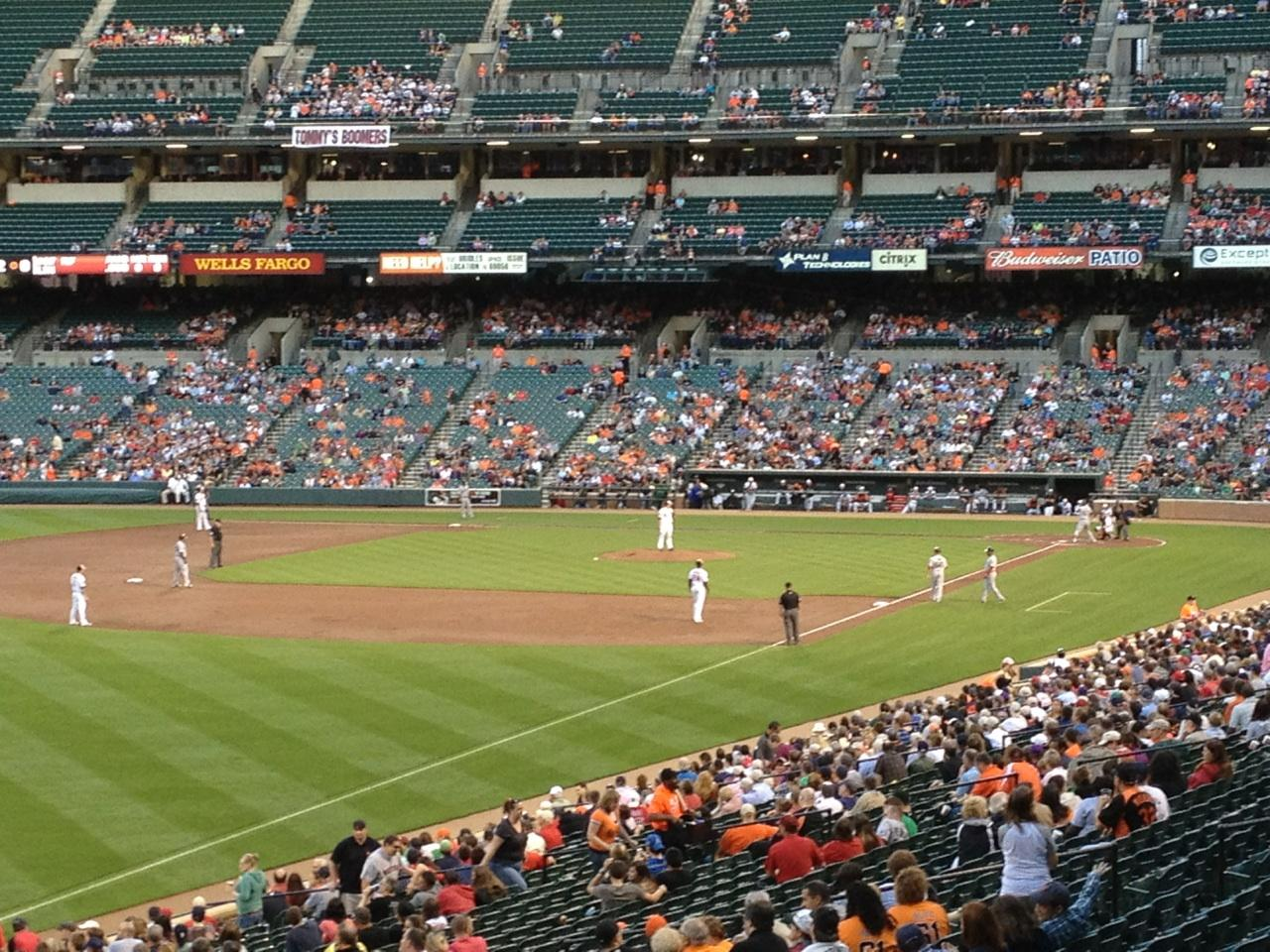 Oriole Park At Camden Yards Section 73 Row 7 Seat 5