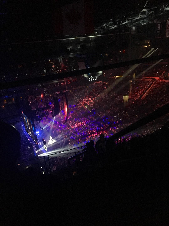 Bridgestone Arena Section 324