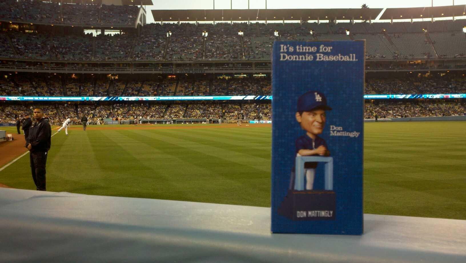 Dodger Stadium Section 50FD Row AA Seat 2