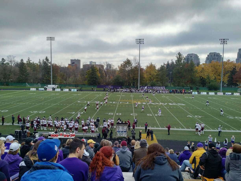 Knight-Newbrough Field at University Stadium Section GA