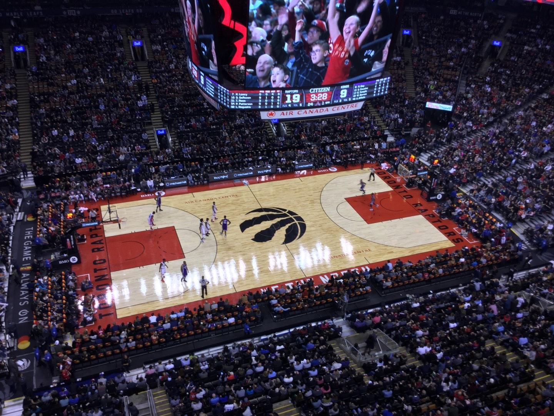 Scotiabank Arena Section Press Box Seat 30