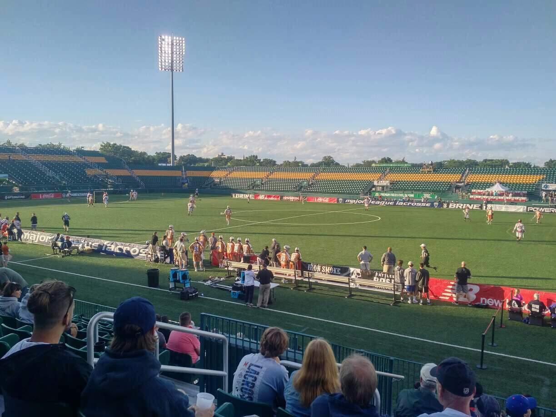Capelli Sport Stadium Section 105 Row K Seat 16