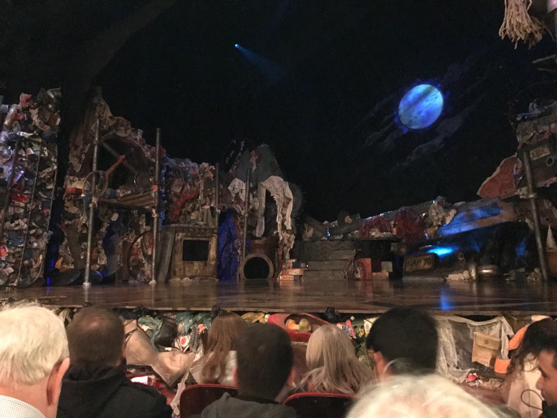 Neil Simon Theatre Section Orchestra R Row E Seat 8