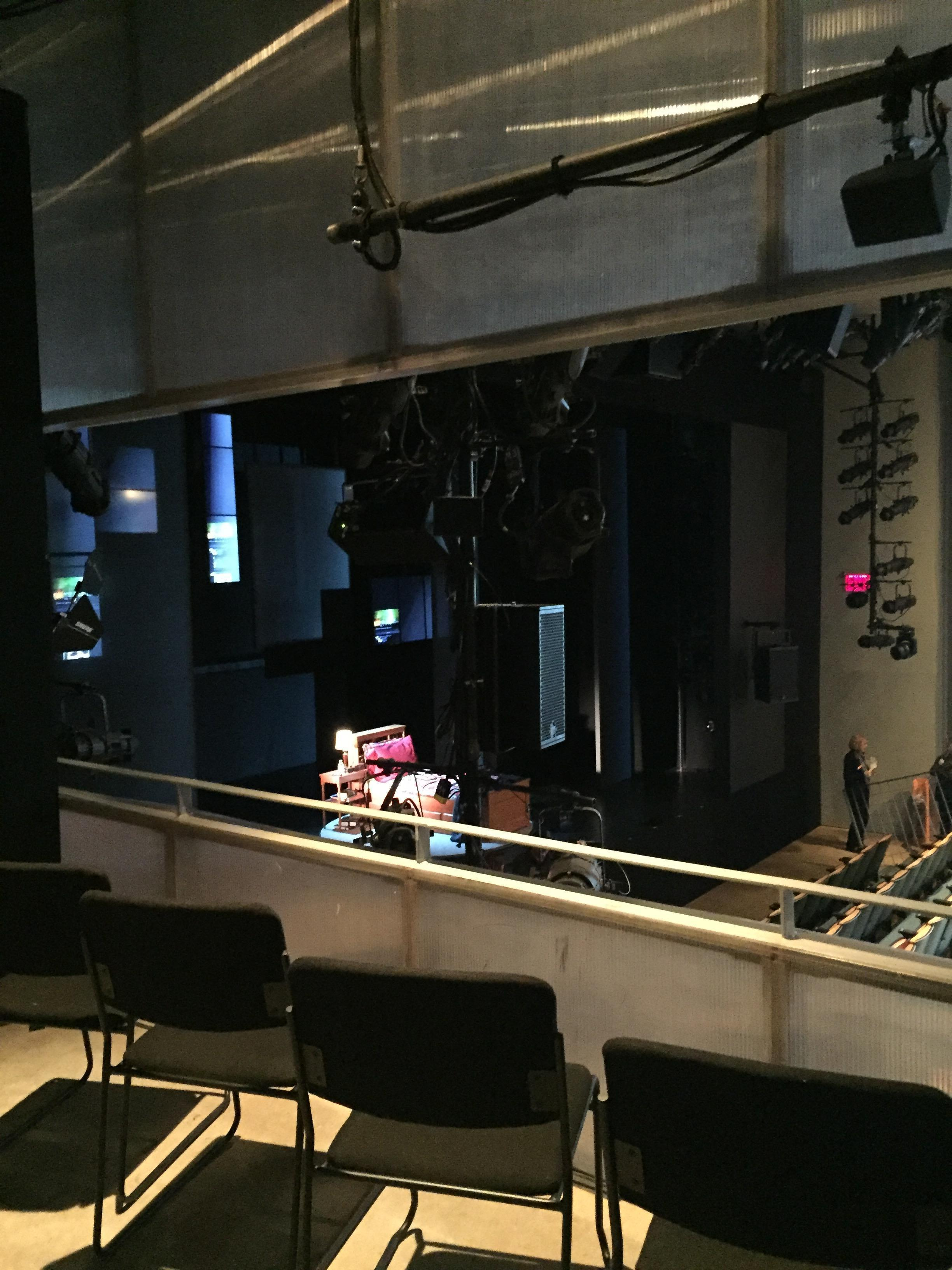 Tony Kiser Theatre Section Stool Row BD Seat 1