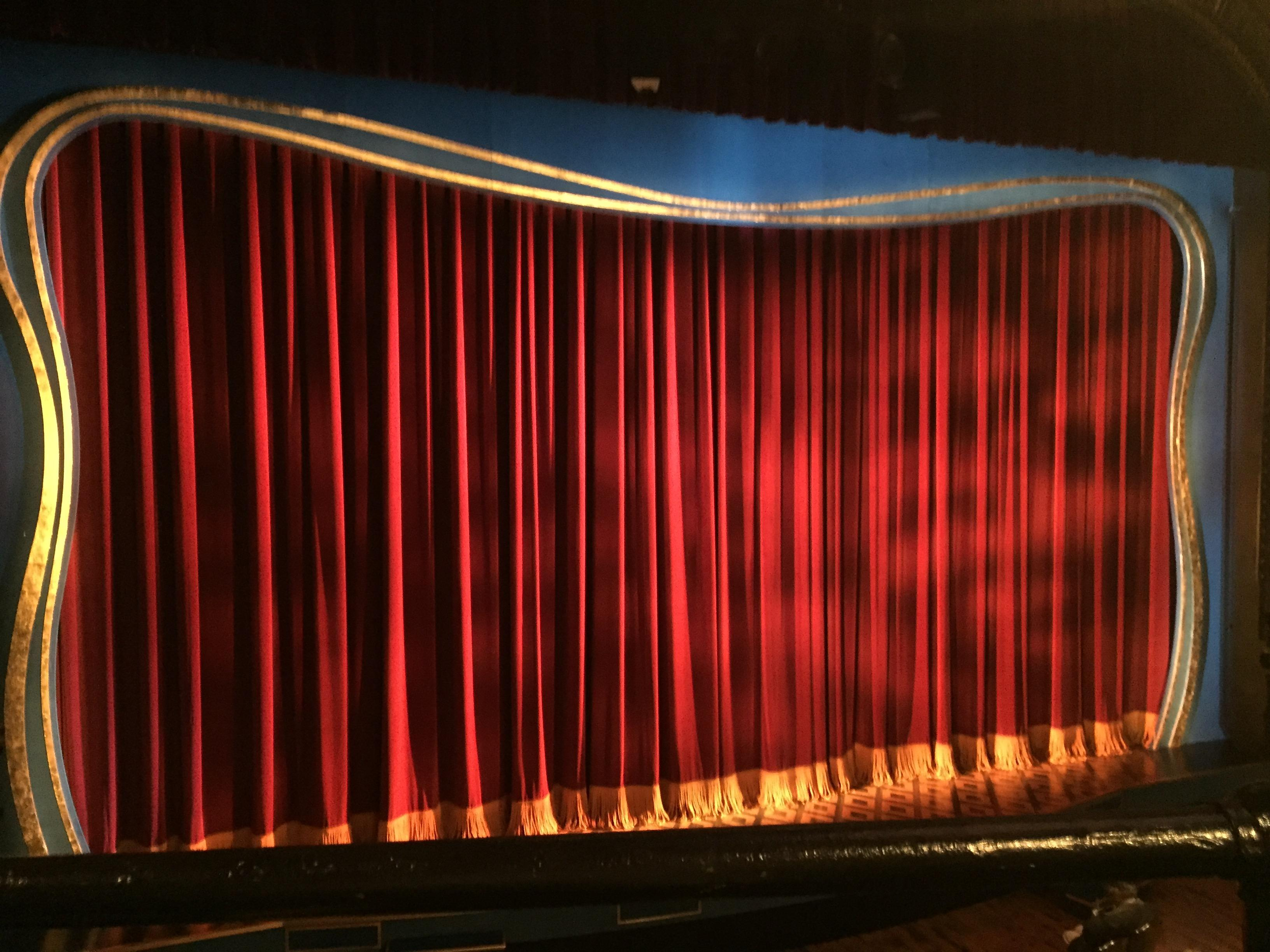 Studio 54 Section FMEZZ Row AA Seat 121
