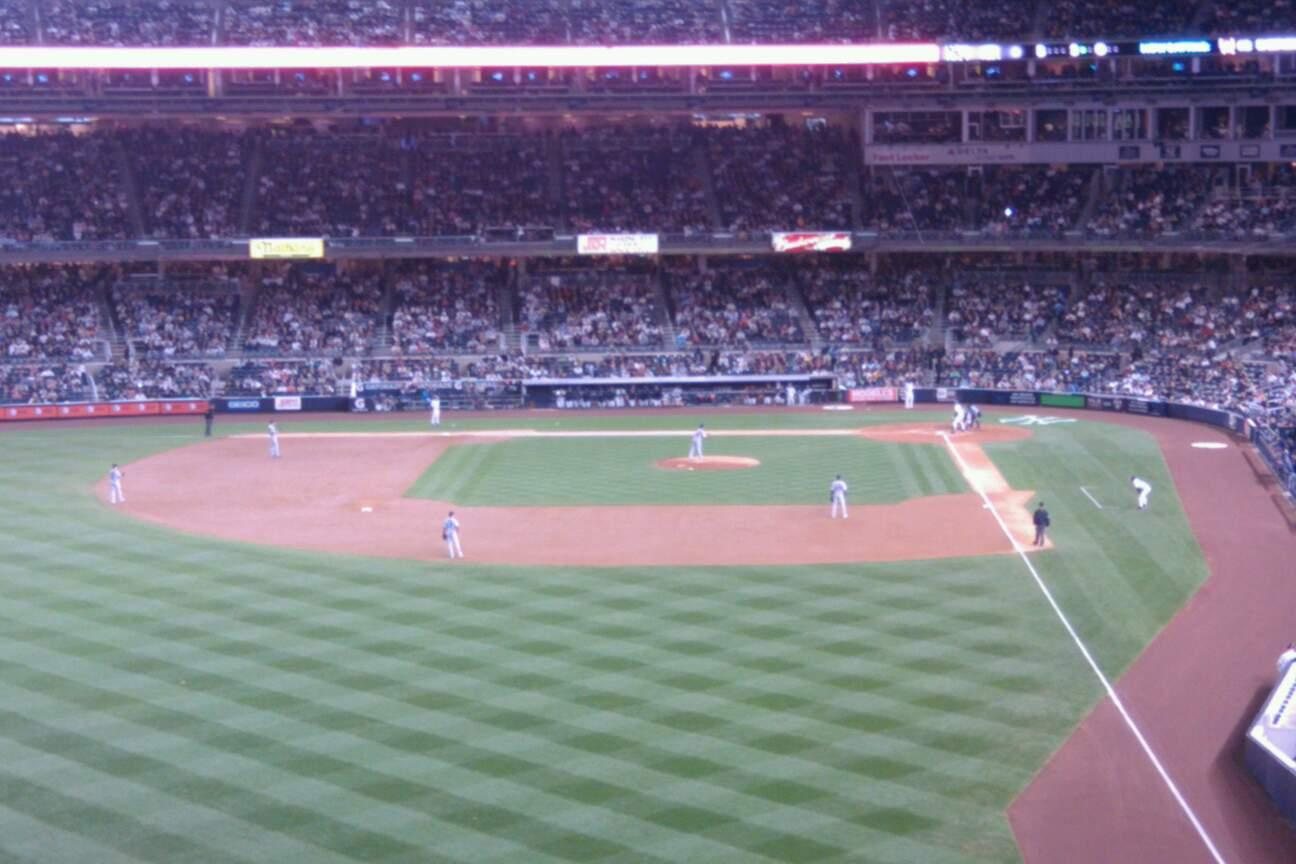 Yankee Stadium Section 238 Row 24 Seat 15