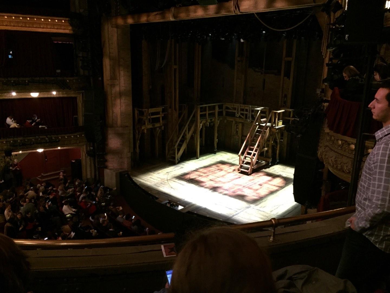 CIBC Theatre Section Mezzanine R Row C Seat 18