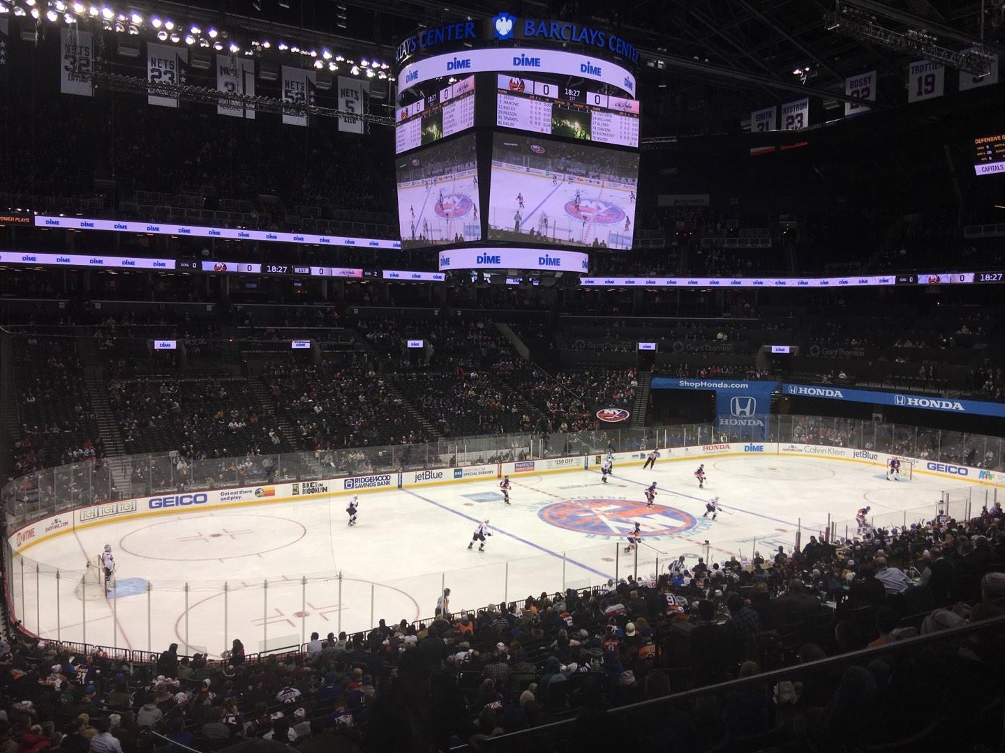 Barclays Center Section 111 Row 9 Seat 5