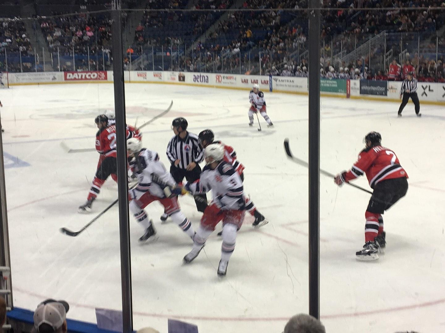 XL Center Section 112 Row G Seat 1