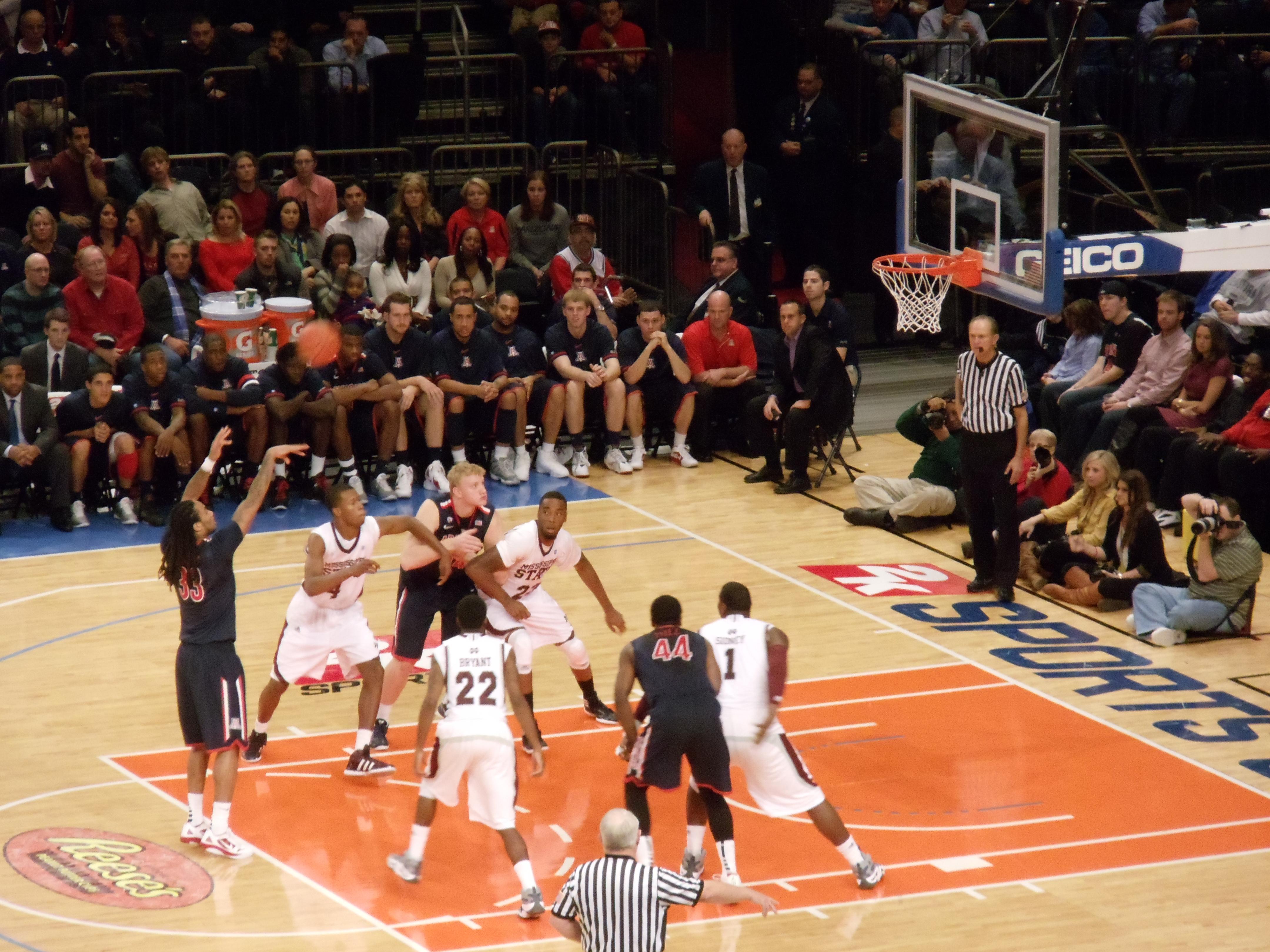 Madison Square Garden Section 311 Seat Views Seatscore Rateyourseats