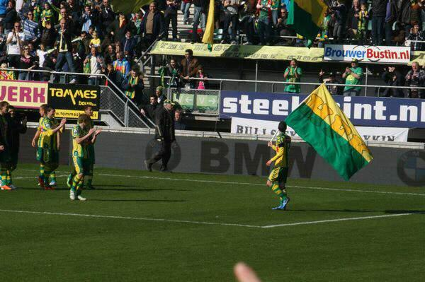 Cars Jeans Stadion Section vakkie -m Row 1 Seat 6