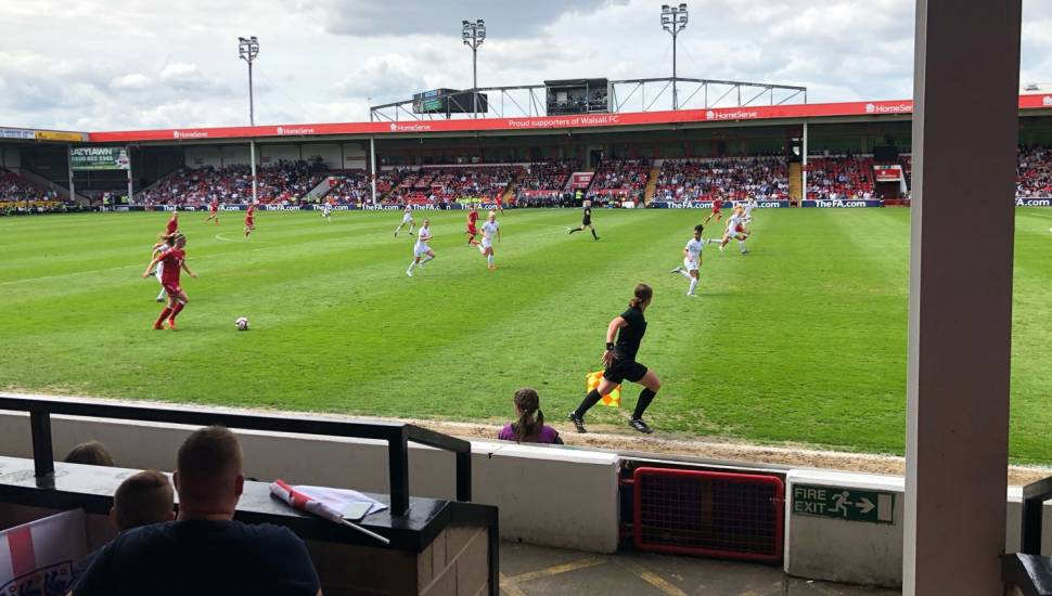 Bescot Stadium,  Section <strong>115</strong>, Row <strong>6</strong>, Seat <strong>7</strong>