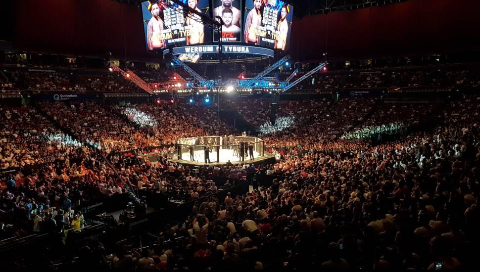 Qudos Bank Arena,  Section <strong>202</strong>, Row <strong>FF</strong>, Seat <strong>6</strong>