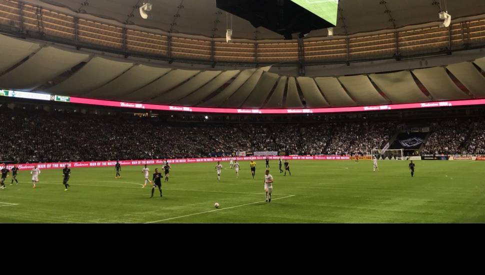 BC Place,  Section <strong>211</strong>, Row <strong>E</strong>, Seat <strong>7</strong>