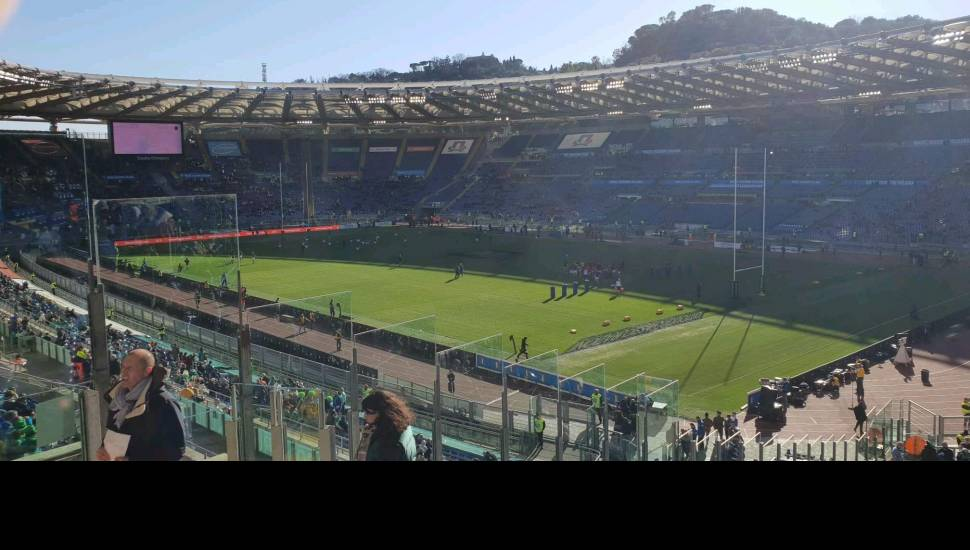 Stadio Olimpico,  Section <strong>C306</strong>, Row <strong>C</strong>, Seat <strong>16</strong>