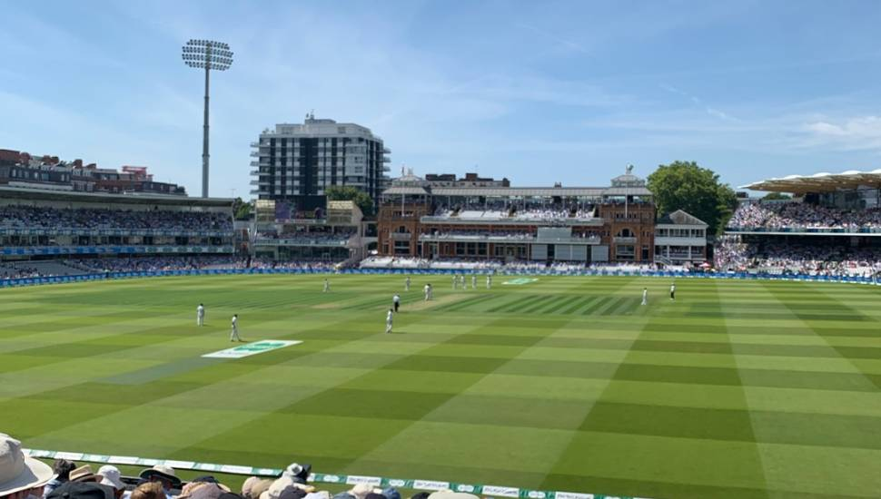Lord's Cricket Ground,  Section <strong>24</strong>, Row <strong>6</strong>, Seat <strong>23</strong>