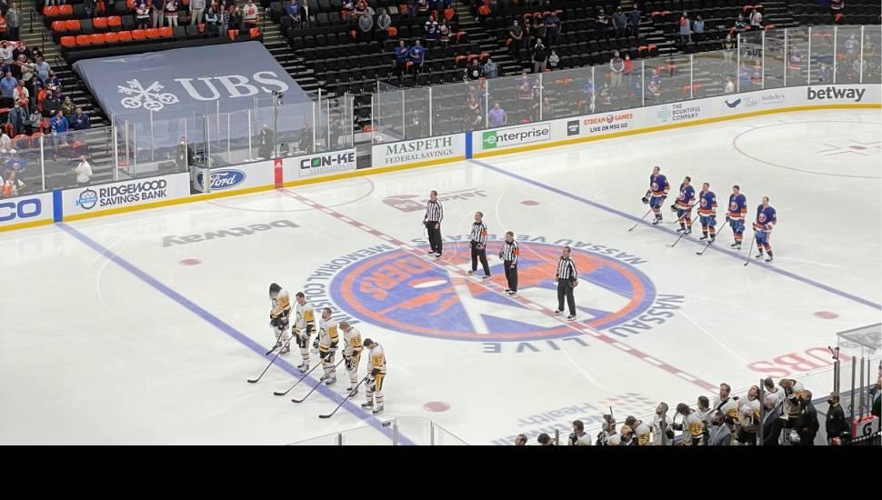 Nassau Veterans Memorial Coliseum,  Section <strong>243</strong>, Row <strong>10</strong>, Seat <strong>14</strong>