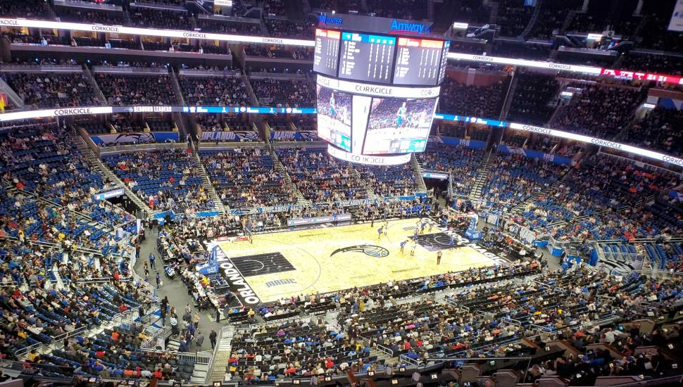 Amway Center,  Section <strong>floor</strong>, Row <strong>ga </strong>, Seat <strong>ga</strong>