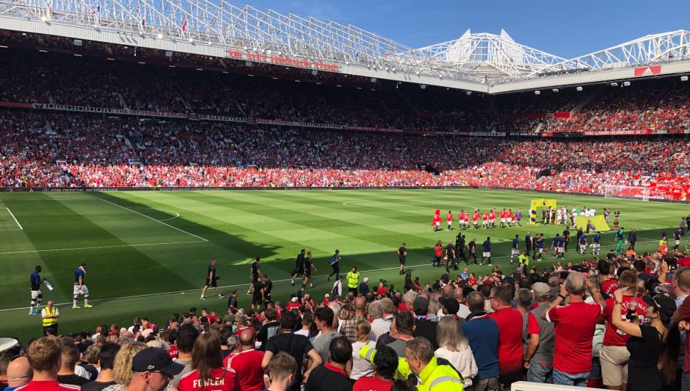 Old Trafford,  Section <strong>8</strong>, Row <strong>AA</strong>, Seat <strong>4</strong>