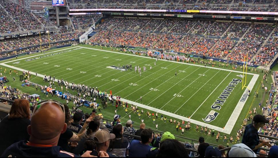 CenturyLink Field,  Section <strong>115</strong>, Row <strong>11</strong>, Seat <strong>13</strong>