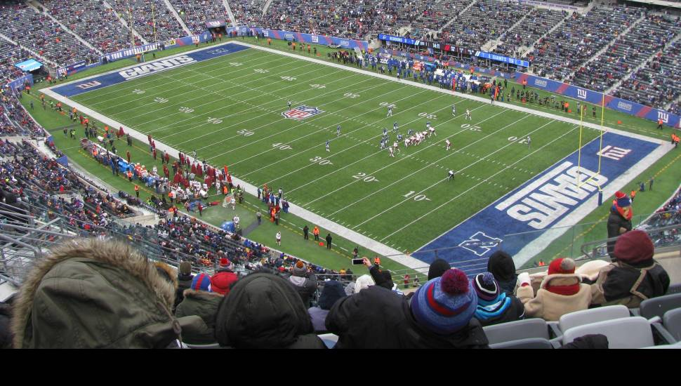 MetLife Stadium,  Section <strong>32FD</strong>, Row <strong>O</strong>, Seat <strong>6</strong>