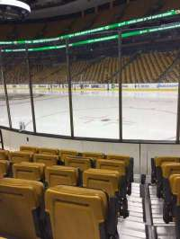 Td Garden Section Loge 20 Row 6 Seat 6