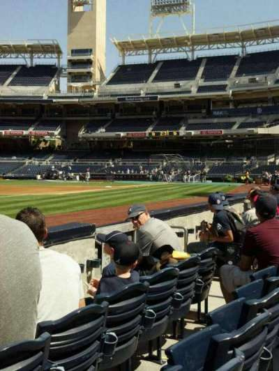 PETCO PARK section 116