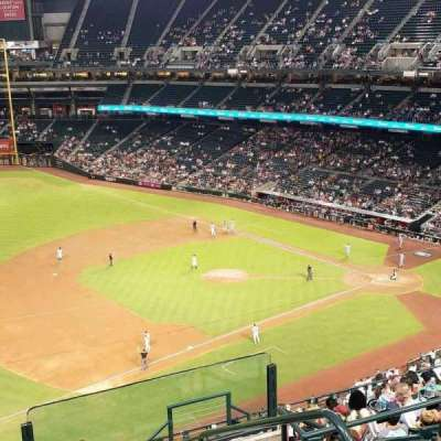 Chase Field section 326