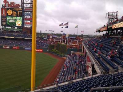Citizens Bank Park, section: 207, row: 9, seat: 3