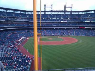 Citizens Bank Park, section: 205, row: 7, seat: 15