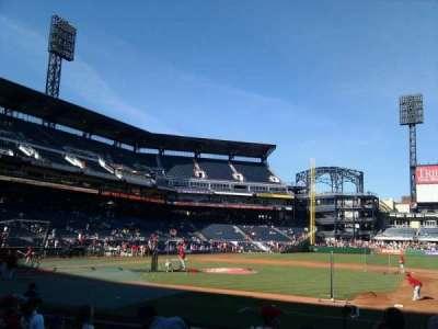 PNC Park, section: 9, row: m, seat: 1
