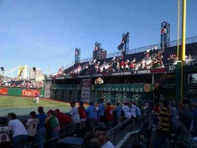 PNC Park, section: 2, row: e, seat: 9