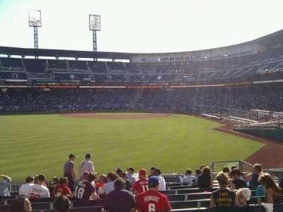 PNC Park, section: 235, row: m, seat: 10