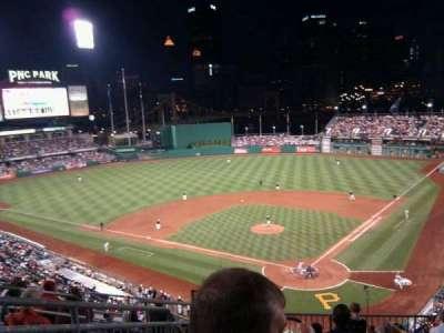 PNC Park, section: 216, row: j, seat: 16