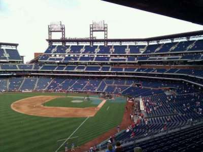 Citizens Bank Park, section: 237, row: 9, seat: 2