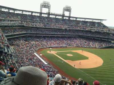 Citizens Bank Park, section: 310, row: 18, seat: 6