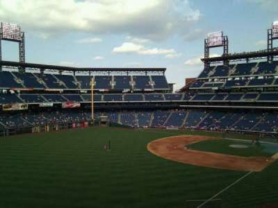 Citizens Bank Park, section: 237, row: 6, seat: 16