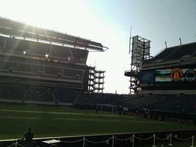 Lincoln Financial Field, section: 121, row: 3, seat: 10