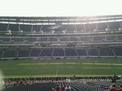 Lincoln Financial Field, section: 120, row: 32, seat: 6