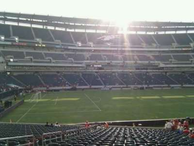Lincoln Financial Field, section: 117, row: 28, seat: 19