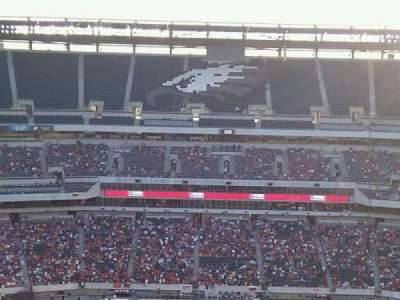 Lincoln Financial Field, section: 225, row: 23, seat: 33
