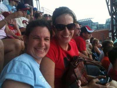 Citizens Bank Park, section: 139, row: 35, seat: 13