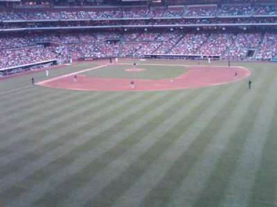 Citizens bank park  section 203