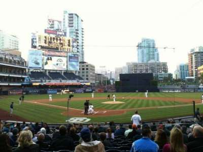 PETCO PARK section 101